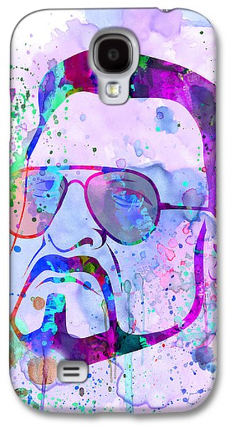Sobchak Watercolor  Galaxy S4 Case by Naxart Studio