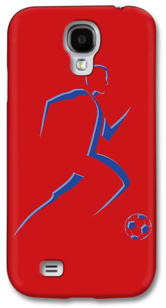 Soccer Player8 Galaxy S4 Case