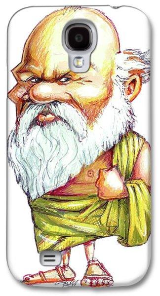 Socrates Galaxy S4 Case