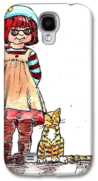 Sofie Galaxy S4 Case by Marilyn Smith
