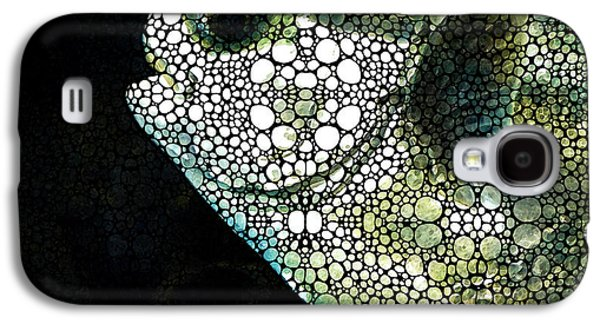 Sofishticated - Fish Art By Sharon Cummings Galaxy S4 Case