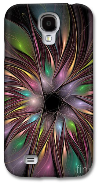 Soft Colors Of The Rainbow Galaxy S4 Case