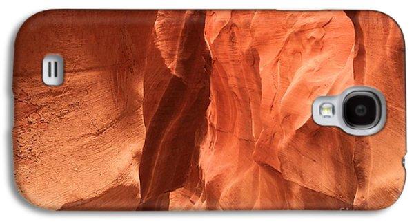 Soft Sculpted Sandstone Walls Galaxy S4 Case