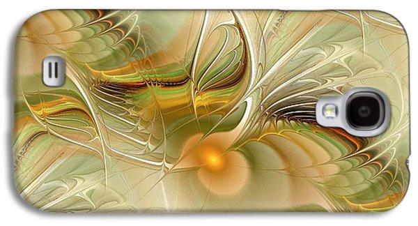 Soft Wings Galaxy S4 Case