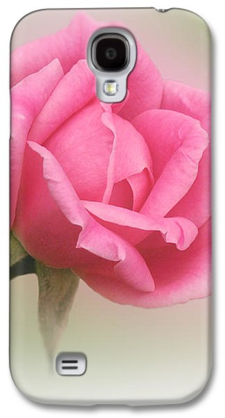 Softly Pink Galaxy S4 Case
