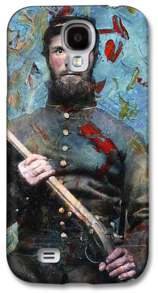 Soldier Fellow 2 Galaxy S4 Case by James W Johnson