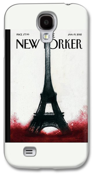 Solidarite Galaxy S4 Case