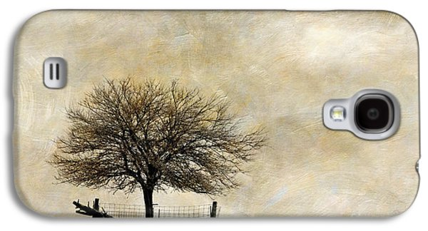 Solitary - D003455-a Galaxy S4 Case