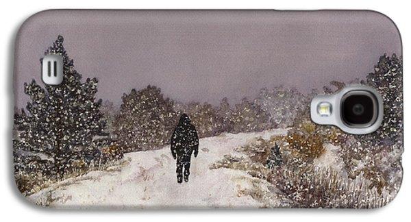 Solitude Galaxy S4 Case by Anne Gifford