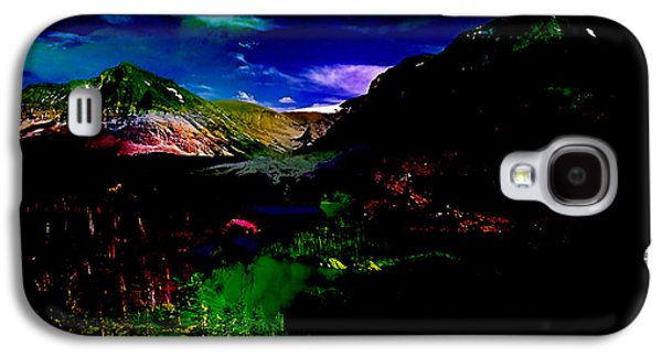 Somewhere Galaxy S4 Case by Marvin Blaine