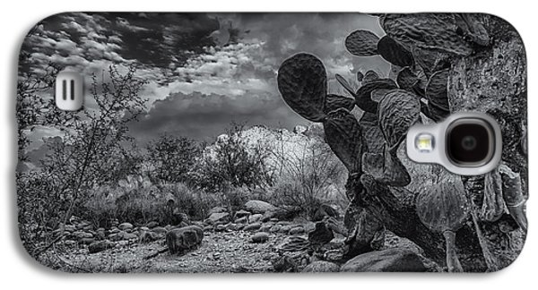 Galaxy S4 Case featuring the photograph Sonoran Desert 15 by Mark Myhaver