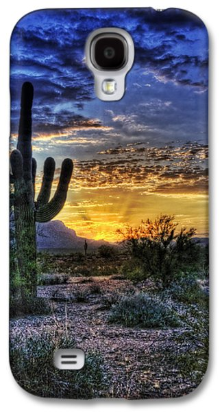 Sonoran Sunrise  Galaxy S4 Case