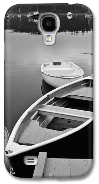 Sorrento Harbor Boats Galaxy S4 Case by Bill Barber