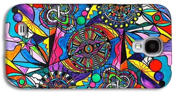 Soul Retrieval Galaxy S4 Case by Teal Eye  Print Store
