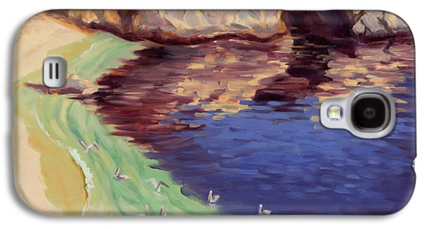 Soulful Sanctuary Point Lobos Galaxy S4 Case