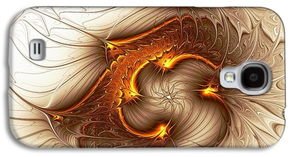 Souls Of The Dragons Galaxy S4 Case