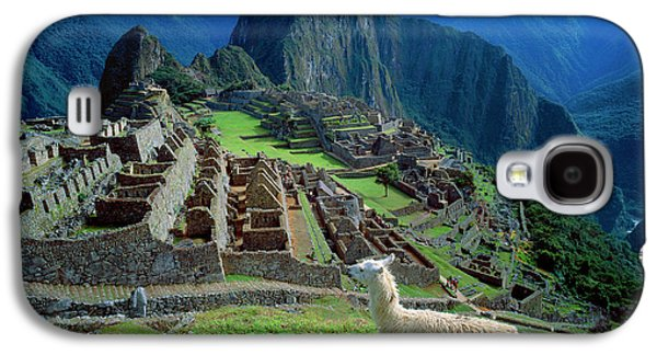 South America, Peru Galaxy S4 Case