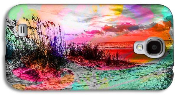 South Carolina Hilton Head Galaxy S4 Case by Marvin Blaine