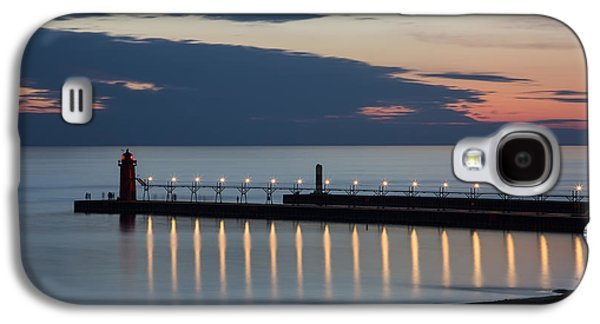 South Haven Michigan Lighthouse Galaxy S4 Case
