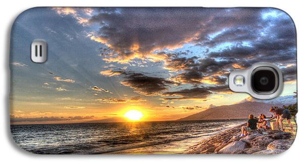 South Kihei Sunset Galaxy S4 Case