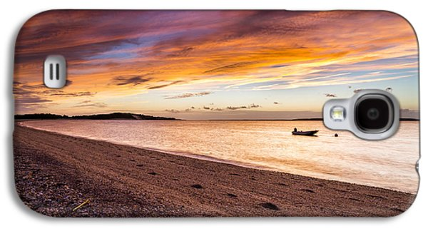 Southampton Shores Sunset Galaxy S4 Case by Ryan Moore