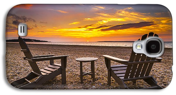 Southampton Shores View For 2 Galaxy S4 Case by Ryan Moore