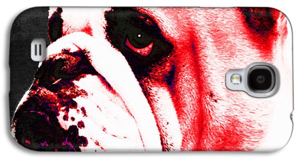 Southern Dawg By Sharon Cummings Galaxy S4 Case by Sharon Cummings