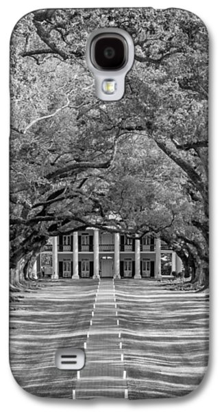 Southern Time Travel Bw Galaxy S4 Case