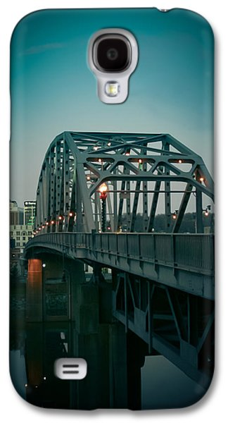 Southside Bridge  Galaxy S4 Case by Shane Holsclaw