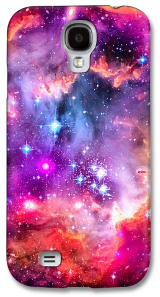 Space Image Small Magellanic Cloud Smc Galaxy Galaxy S4 Case