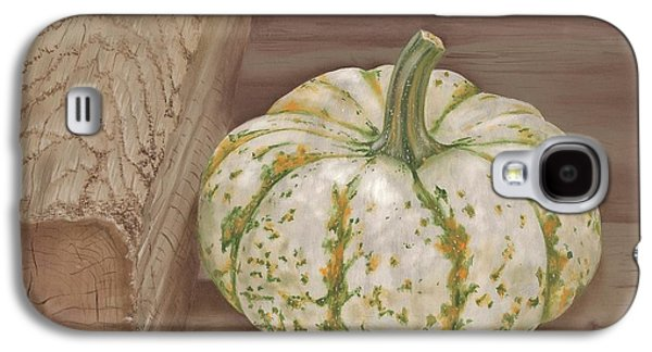 Speckled Gourd Galaxy S4 Case by Tracy Meola