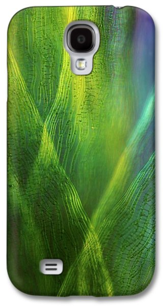 Sphagnum Moss Cells Galaxy S4 Case