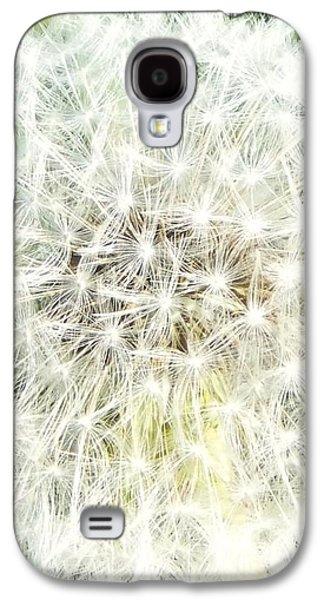 Sphere De Pissenlit Galaxy S4 Case by Marc Philippe Joly