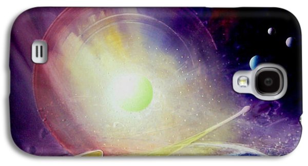 Sphere Lt Galaxy S4 Case by Drazen Pavlovic