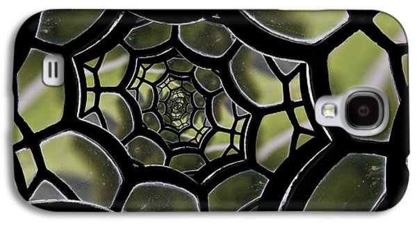 Spider's Web. Galaxy S4 Case by Clare Bambers