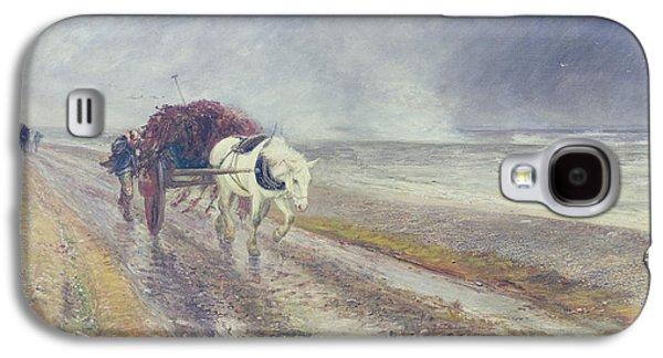 Spindrift Galaxy S4 Case by John MacWhirter