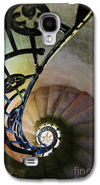 Spinning Stairway Galaxy S4 Case by Carlos Caetano