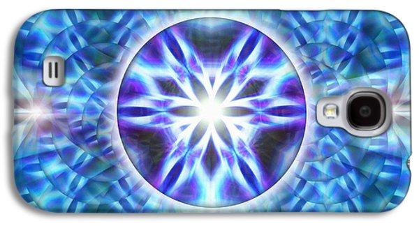 Spiral Compassion Galaxy S4 Case by Derek Gedney