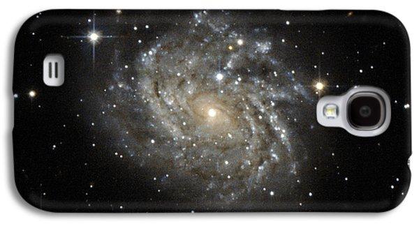 Spiral Galaxy Leda 89996 Galaxy S4 Case