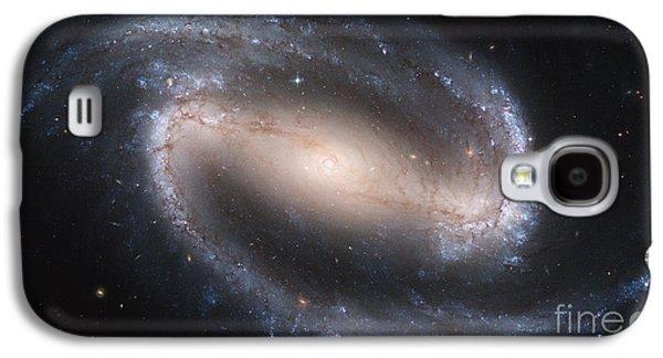 Spiral Galaxy Ngc 1300 Galaxy S4 Case