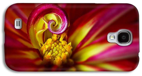 Spiral Galaxy S4 Case