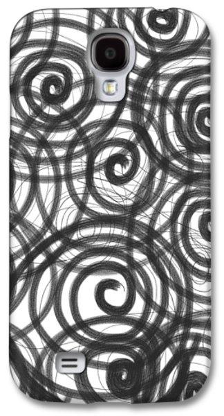 Spirals Of Love Galaxy S4 Case