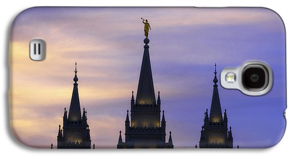 Spires Galaxy S4 Case by Chad Dutson