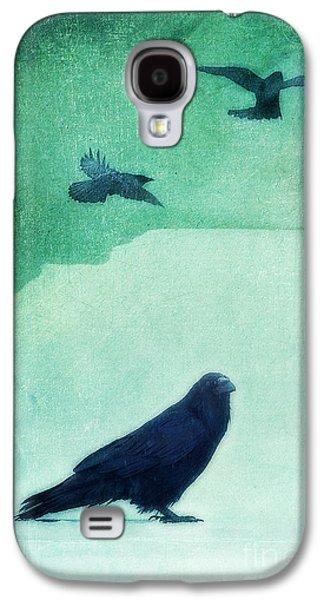 Spirit Bird Galaxy S4 Case by Priska Wettstein
