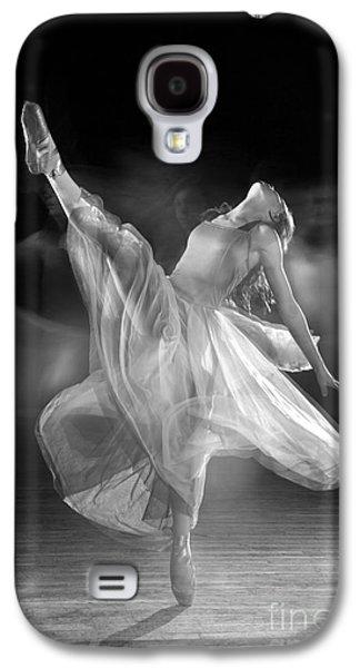 Spirit Dance Galaxy S4 Case by Cindy Singleton