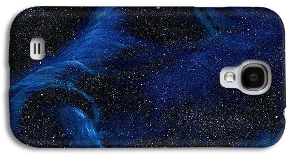 Spirit In Space Galaxy S4 Case by Murphy Elliott