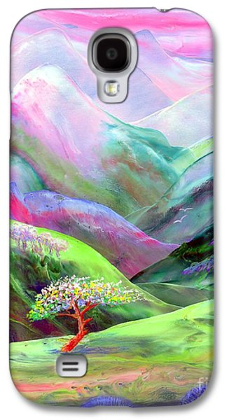Spirit Of Spring Galaxy S4 Case by Jane Small