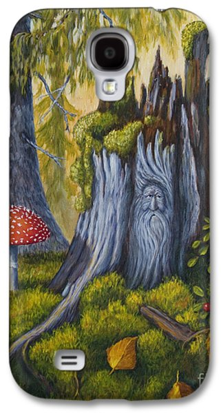 Spirit Of The Forest Galaxy S4 Case