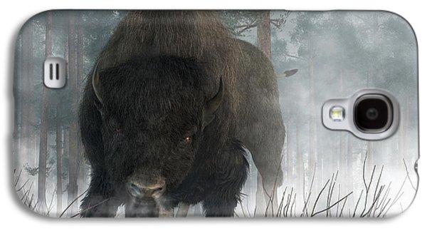 Spirit Of Winter Galaxy S4 Case by Daniel Eskridge