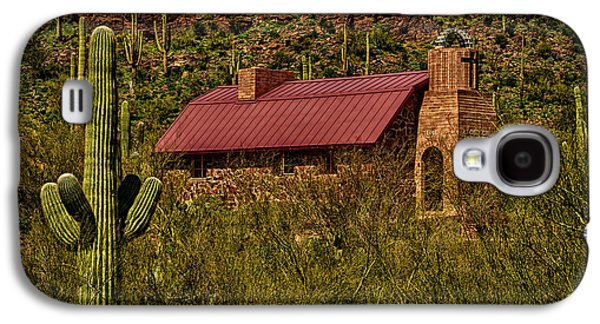Galaxy S4 Case featuring the photograph Spiritual Oasis by Mark Myhaver